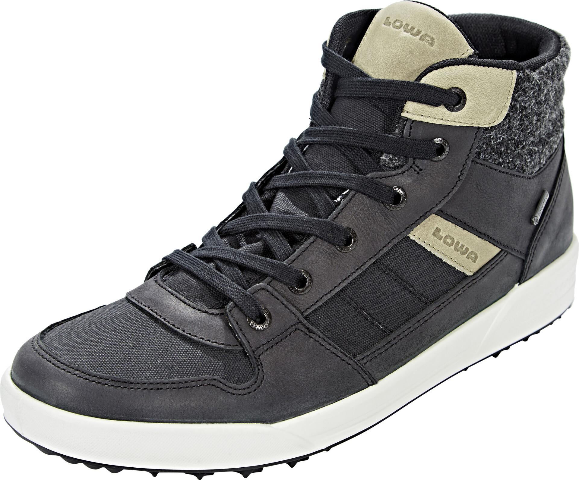 Lowa Chaussures 7qqyxrz Seattle Noir Campz Sur Gtx wXS4H